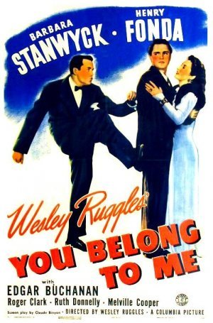 You Belong to Me (1941)