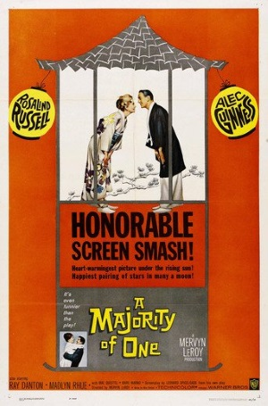 A Majority of One(1961)