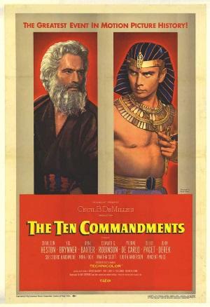 The Ten Commandments(1956)