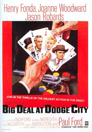 A Big Hand for the Little Lady(1966)