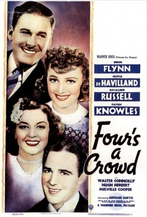 Fours a Crowd (1938)