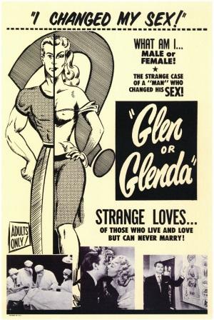 Glen or Glenda(1953)