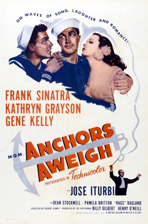 Anchors Aweigh (1945)