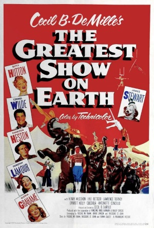 The Greatest Show On Earth(1952)