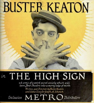 The High Sign (1921)