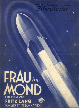 Woman In the Moon [Frau im Mond] (1929)