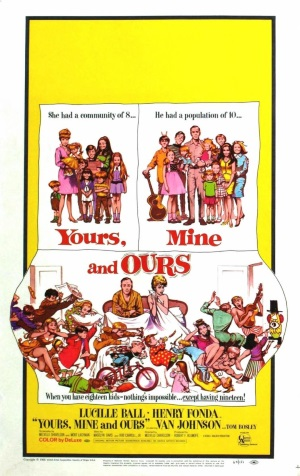 Yours, Mine and Ours (1968)