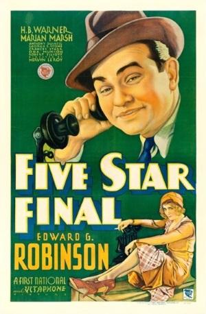 Five Star Final(1931)