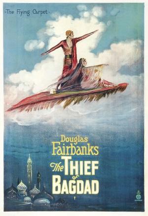 The Thief of Bagdad(1924)