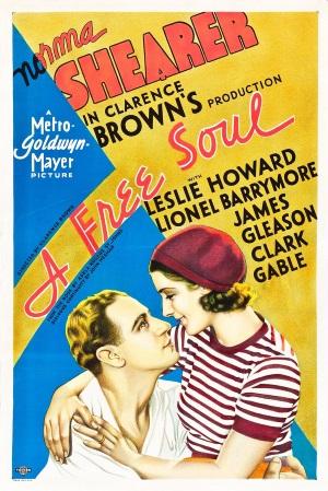 A Free Soul(1931)