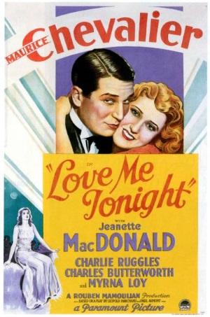 Love Me Tonight(1932)