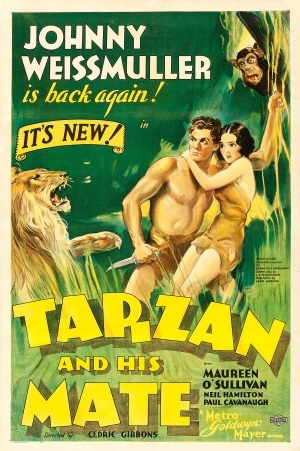 Tarzan And His Mate(1934)